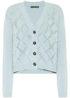 Alexa Chung Mabel wool and cotton cardigan