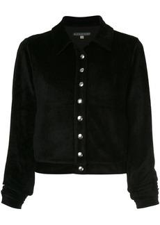 Alexa Chung shirt jacket