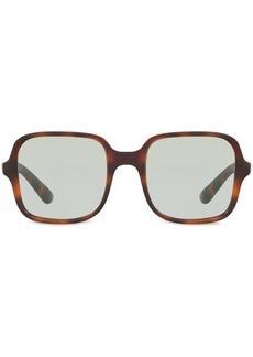 Sunglasses Hut X Alexa Chung oversized sunglasses