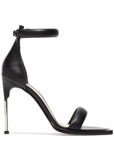 Alexander McQueen 120 Leather Sandals