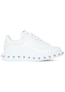 Alexander McQueen 45mm Studded Leather Sneakers