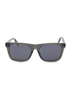 Alexander McQueen 55MM Square Sunglasses