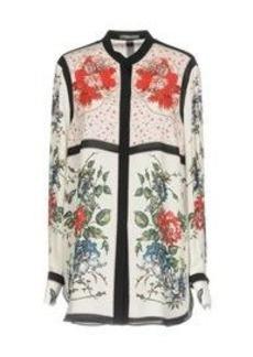 ALEXANDER MCQUEEN - Floral shirts & blouses