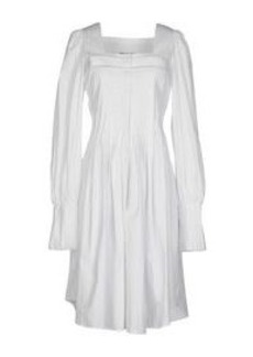 ALEXANDER MCQUEEN - Shirt dress