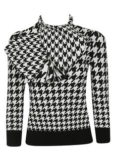 Alexander McQueen All Over Print Sweater