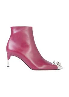 Alexander McQueen Boot With Punk Studs