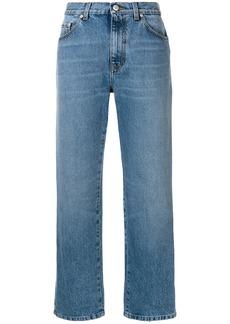 Alexander McQueen Boyfriend jeans - Blue