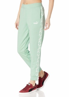 PUMA Women's Amplified French Terry Pants  L