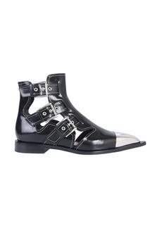 Alexander McQueen Cage Boots