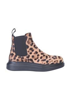 Alexander McQueen Chelsea Hybrid Boot