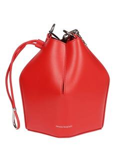 Alexander McQueen Chunky Bucket Bag