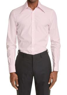 Alexander McQueen Classic Button-Up Shirt