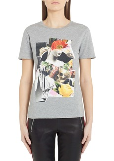 Alexander McQueen Collage Cotton Tee