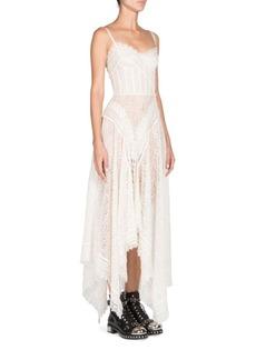 Alexander McQueen Crochet Knit Dress