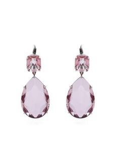 Alexander McQueen Crystal-drop earrings