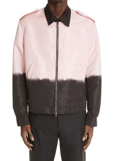 Alexander McQueen Dip Dye Jacket