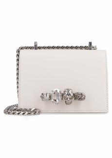 Alexander McQueen Embellished Leather Bag