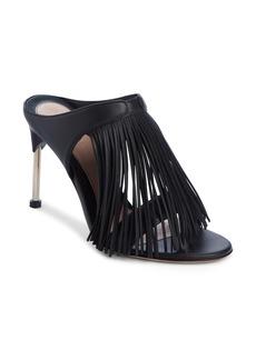 Alexander McQueen Fringe Sandal (Women)