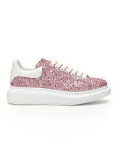 Alexander McQueen Glitter Oversize Sneakers