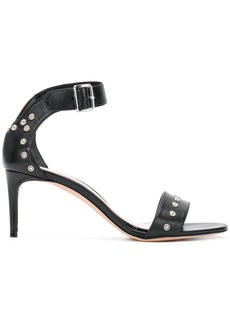 Alexander McQueen Hammered Studs sandals - Black