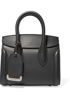 Alexander McQueen Heroine Small Leather Tote