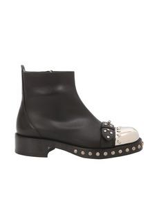Alexander McQueen Hobnail Boots