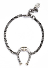 Alexander McQueen Horseshoe Bracelet
