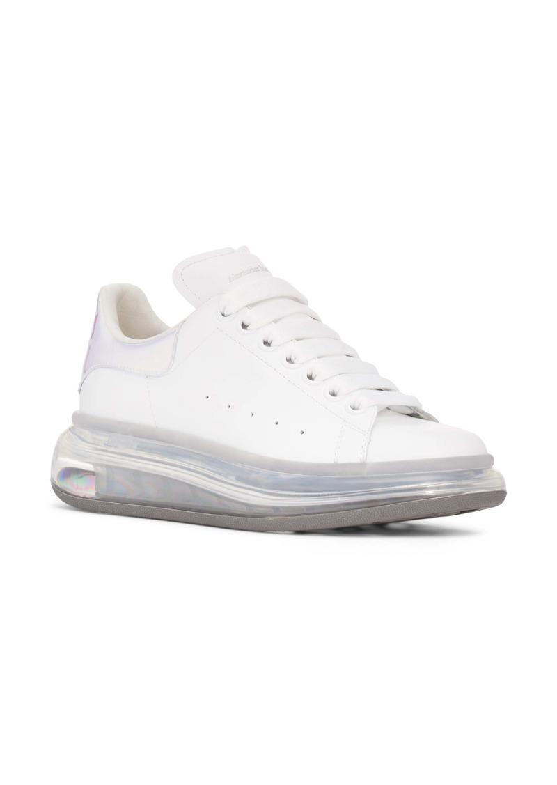 Alexander McQueen Iridescent Platform Sneaker (Women)