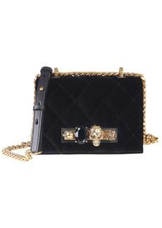 Alexander McQueen Jewelled Satchel Small Bag