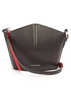 Alexander McQueen Leather cross-body bag