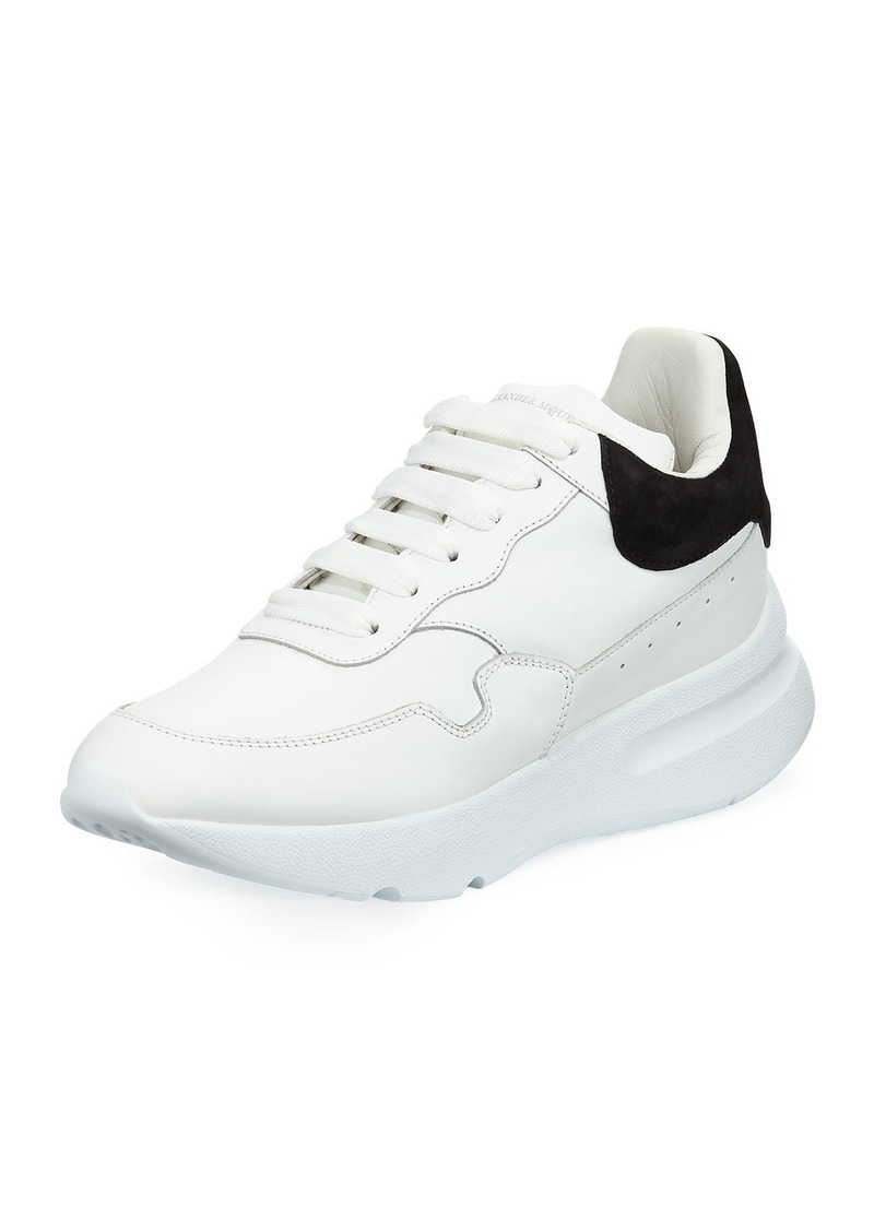 Alexander McQueen McQueen Runner Sneaker