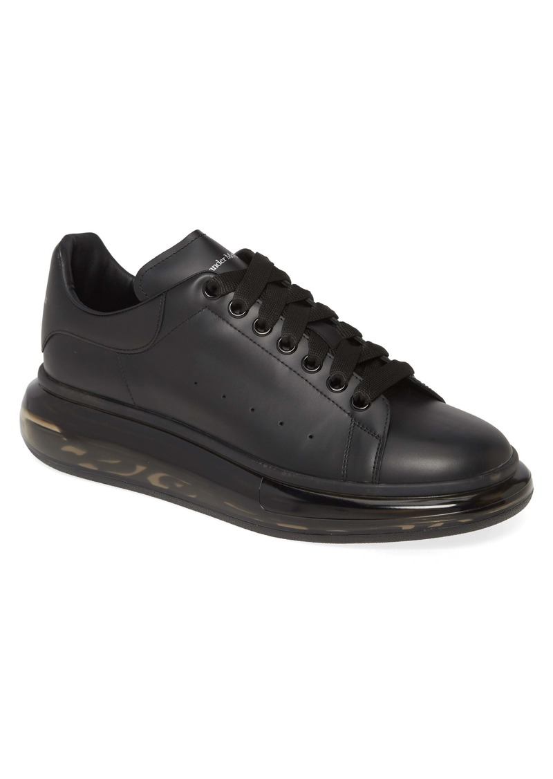 Alexander McQueen Oversize Low Top Sneaker (Men)