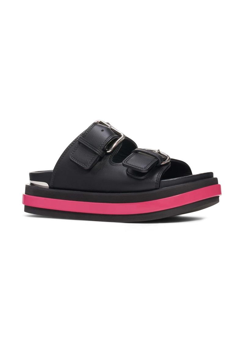 Alexander McQueen Platform Slide Sandal (Women)