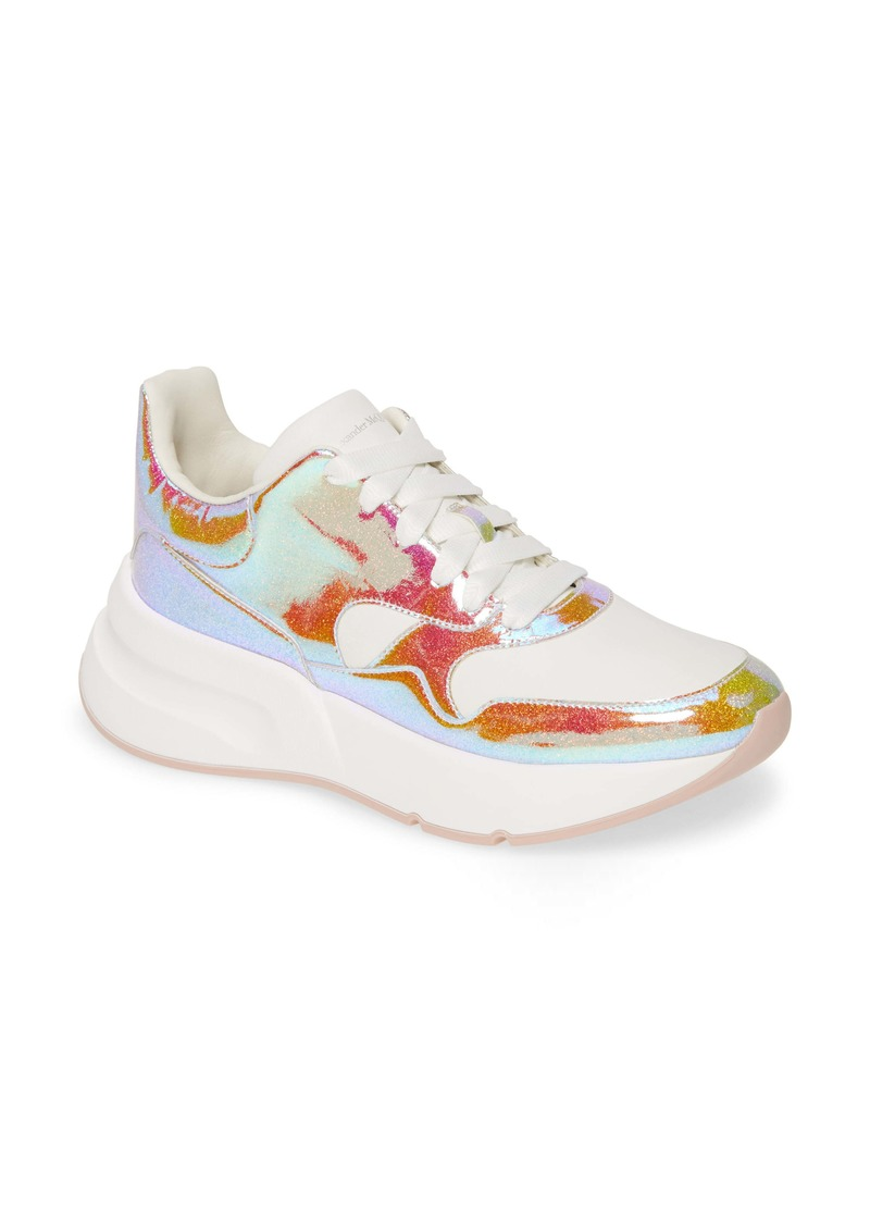 Alexander McQueen Platform Sneaker (Women)