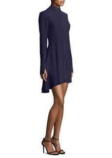 Alexander McQueen Pleated Dress