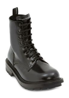 Alexander McQueen Worker Boot (Men)