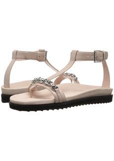 Alexander McQueen Sandal Pelle S.Gomma