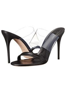 Alexander McQueen Sandal Plast S. Cuoio