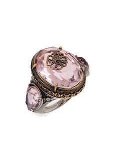 Alexander McQueen Signature Jewelled Ring