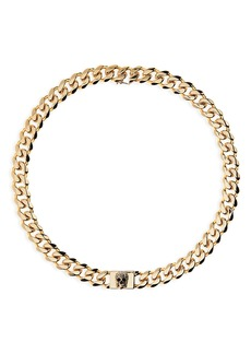 Alexander McQueen Skull Collar Necklace