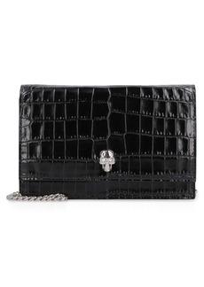 Alexander McQueen Skull Leather Mini-bag