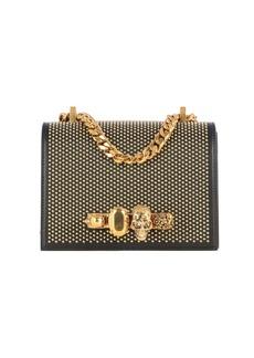 Alexander McQueen Small Jew. satchel Shoulder Bag