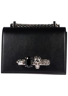 Alexander McQueen Small Jew Shoulder Bag
