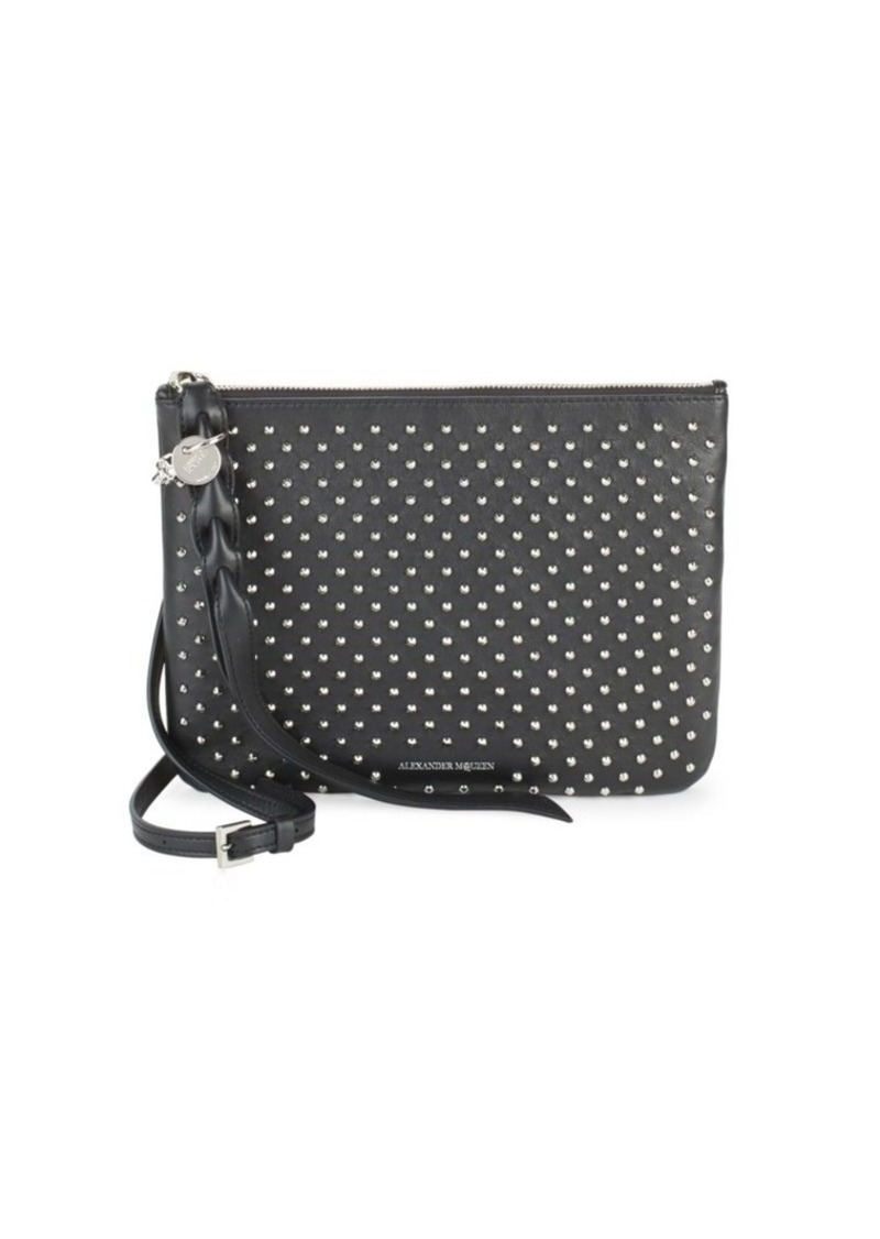 2b417283ad9 On Sale today! Alexander McQueen Alexander McQueen Studded Leather ...