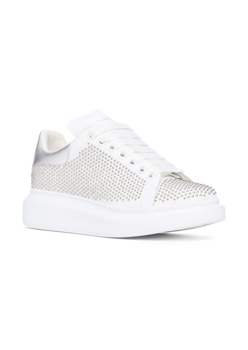 Alexander McQueen Studded Platform Sneaker (Women)