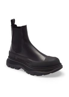 Alexander McQueen Tread Slick Chelsea Boot (Men)