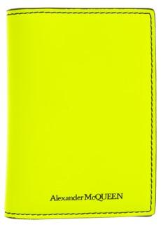 Alexander McQueen Vertical Card Holder