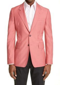 Alexander McQueen Wool & Mohair Sport Coat