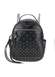 Alexander McQueen Zaino Leather Backpack