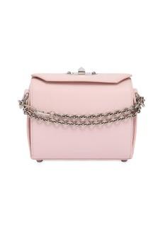 Alexander McQueen Box 19 Leather Shoulder Bag